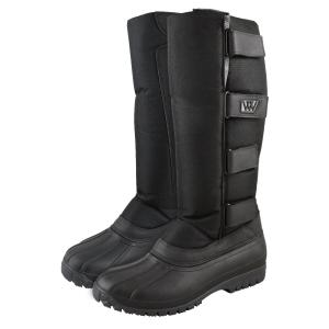 Woof Wear Long Yard Boot Black