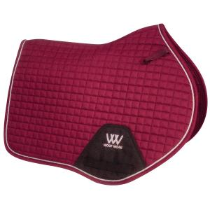 Woof Wear Contour Close Contact Saddle Pad Shiraz