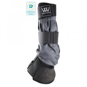 Woof Wear Mud Fever Turnout Boots Black/Grey