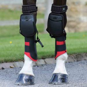 Woof Wear Smart Knee Boots Black