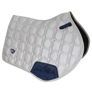 Woof Wear Vision Close Contact Saddle Pad Champagne