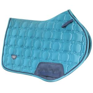 Woof Wear Vision Close Contact Saddle Pad Ocean