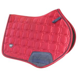 Woof Wear Vision Close Contact Saddle Pad Shiraz