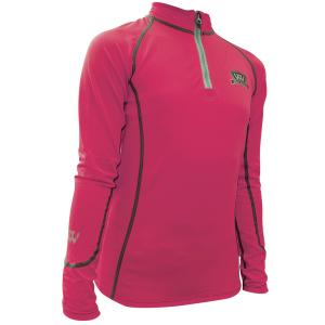 Woof Wear Young Rider Pro Performance Shirt Berry