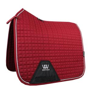 Woof Wear Contour Dressage Saddle Pad Shiraz