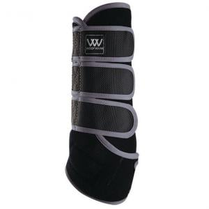 Woof Wear Dressage Wrap Brushed Steel