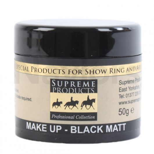 Supreme Products Make Up Matt Black
