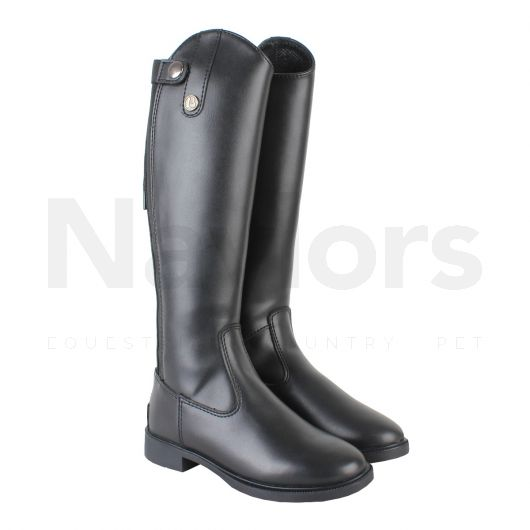 Brogini Kids Modena Piccino Riding Boots Black
