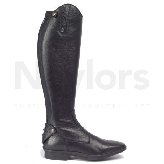 Brogini Ladies Lazio Performance Dress Riding Boots Black