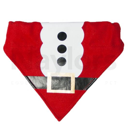 Dog Life Santa Neckerchief