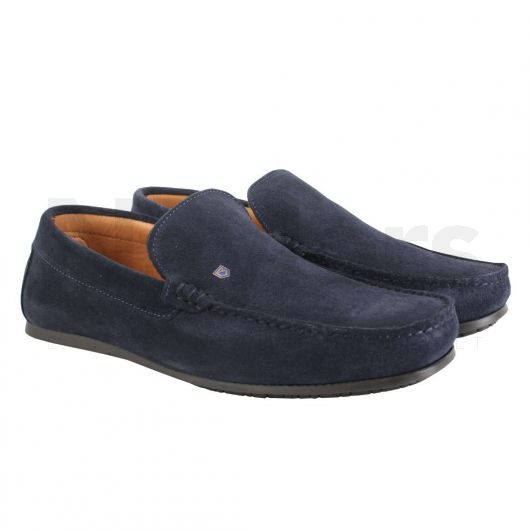 Dubarry Mens Azores Shoes French Navy