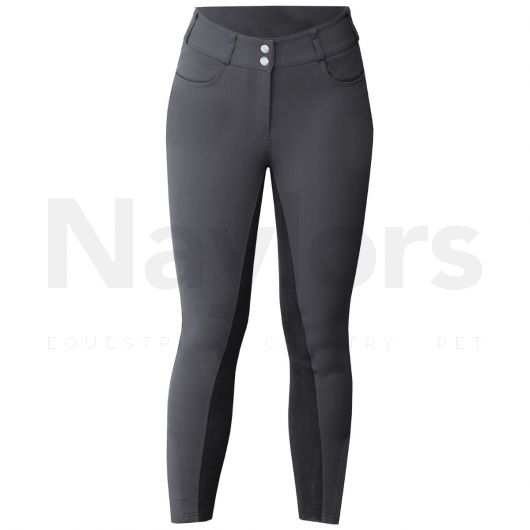Equetech Ladies Therapy Breeches Grey