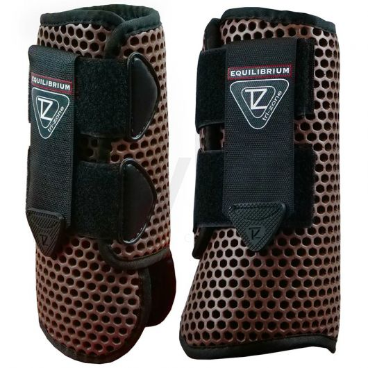 Equilibrium Tri-Zone All Sport Brushing Boots Brown