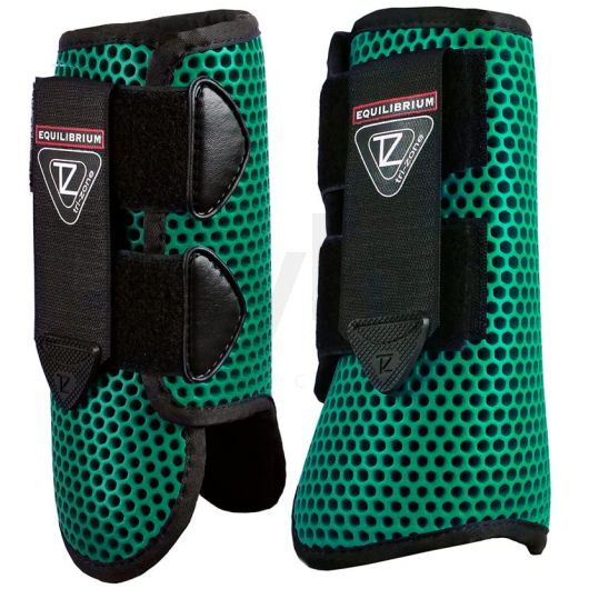 Equilibrium Tri-Zone All Sport Brushing Boots Teal