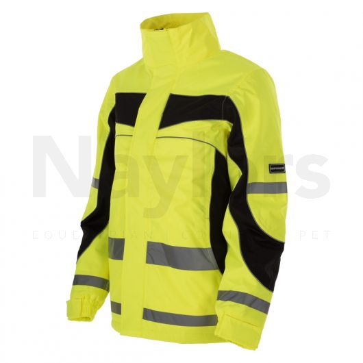 Equisafety Childs Inverno Jacket Yellow