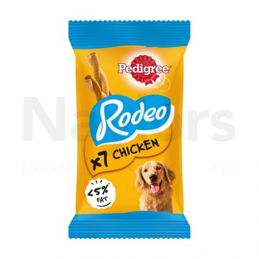 Pedigree Rodeo with Chicken 7 pack