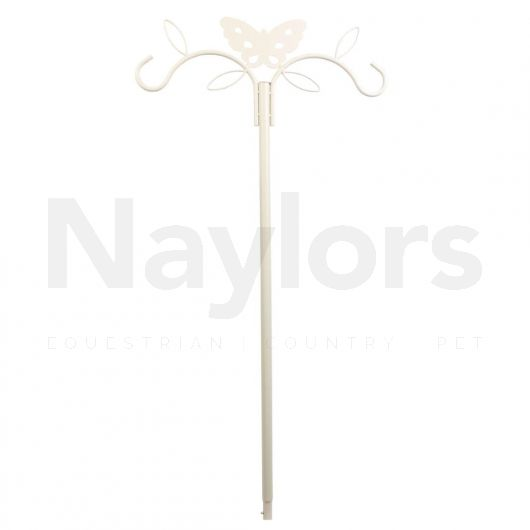 Petface® French Style Twin Butterfly Border Hook