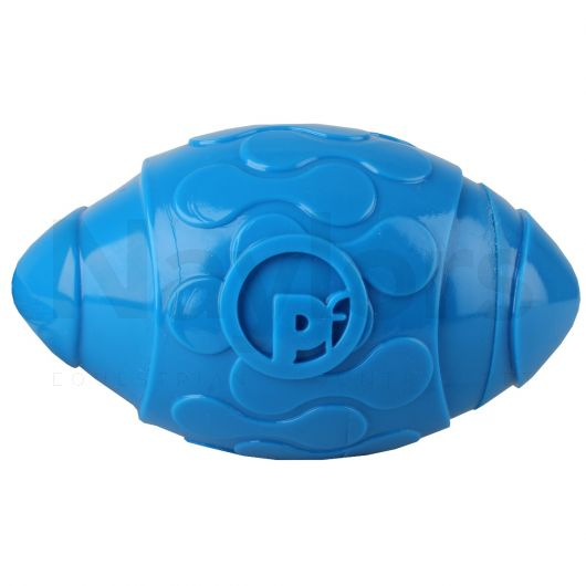 Petface® Toyz Rugby Ball Blue