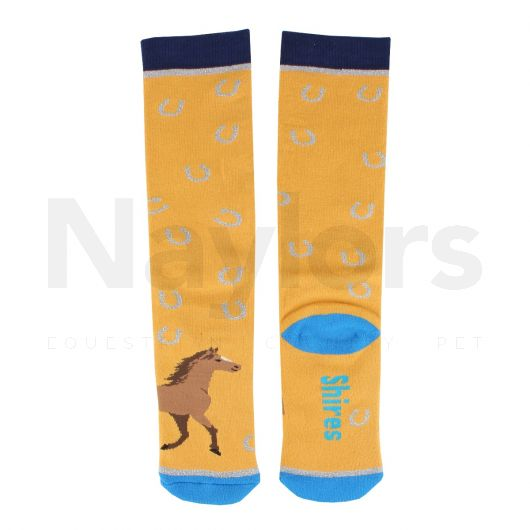 Shires Childs Everyday Socks Bay Shoes