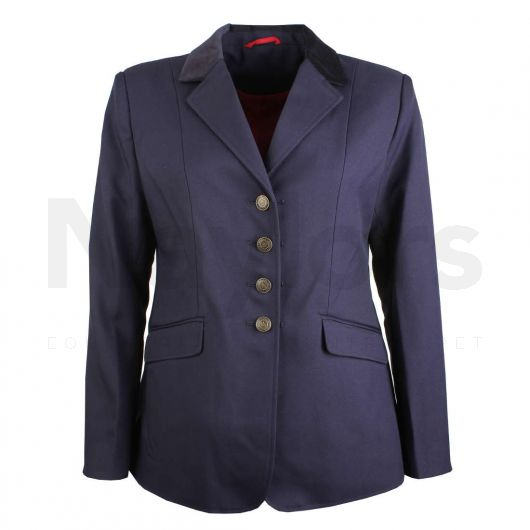 Shires Maids Aston Show Jacket Navy
