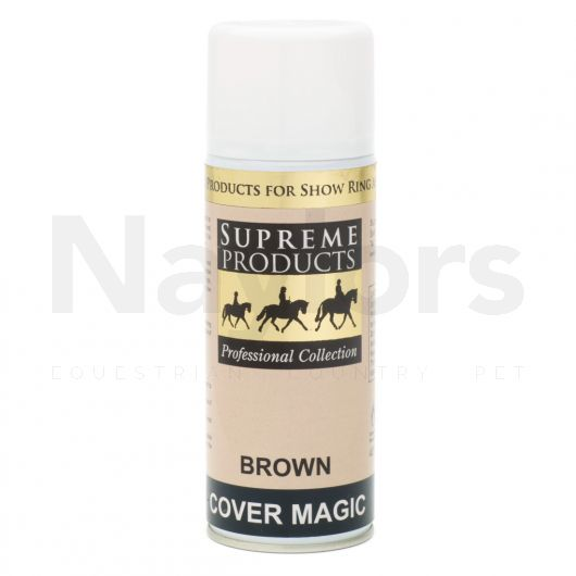 Supreme Products Cover Magic Spray Brown 400ml