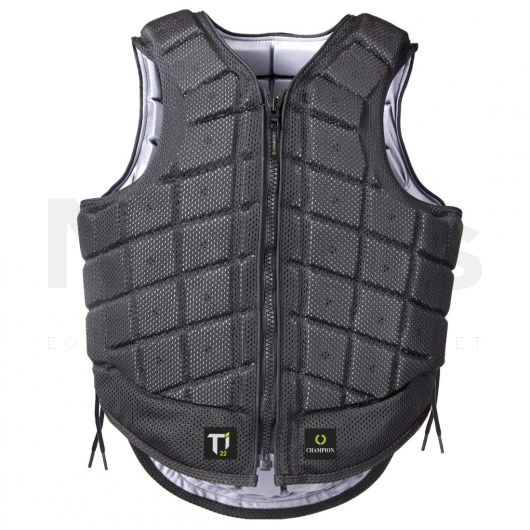 Champion Adult Ti22 Body Protector Black