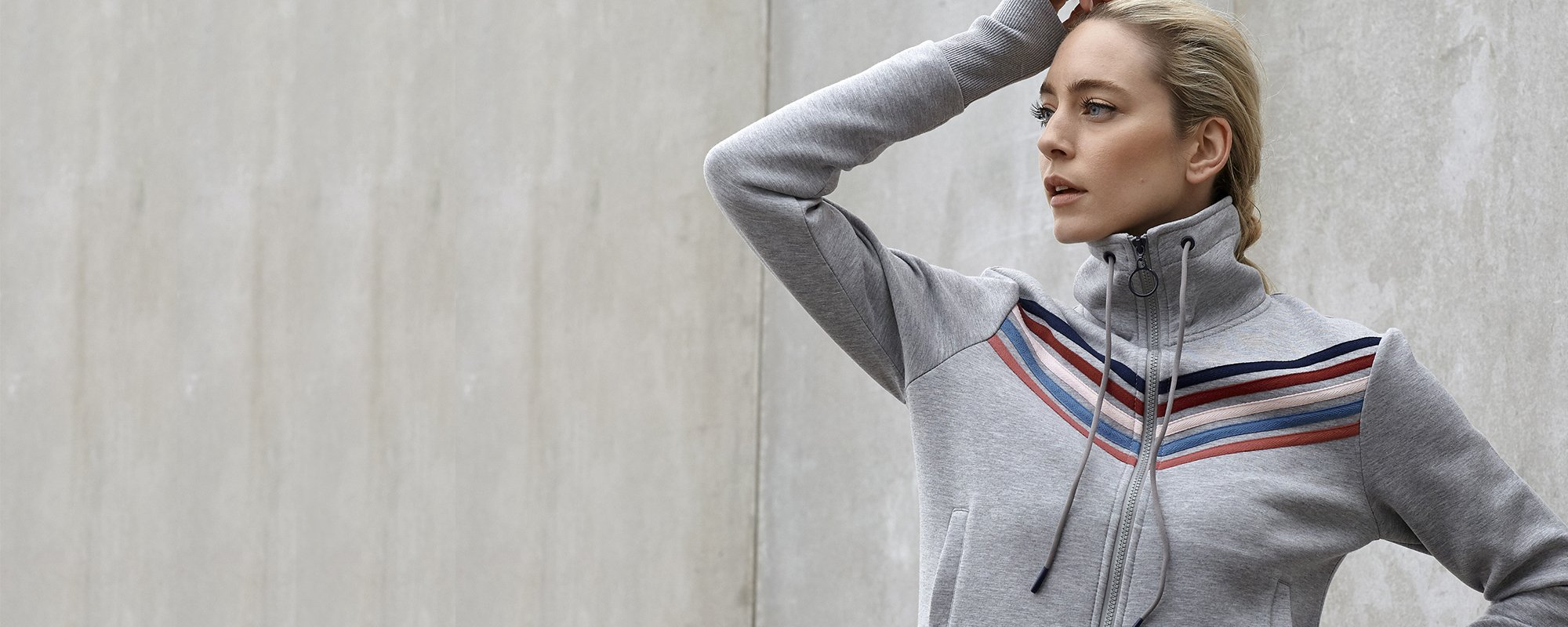 Yard, Workout, Walk Or Lounge. Athleisure wear perfect for every eventuality