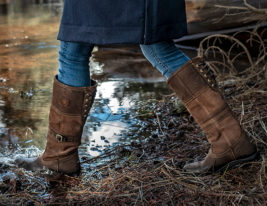 Step in to Spring - Country Boots and Wellies