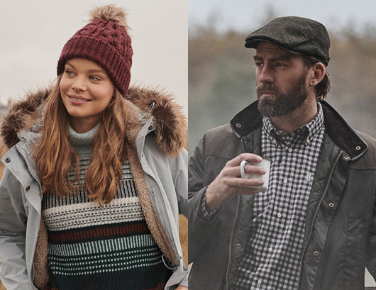 Barbour Autumn Style Inspiration 3