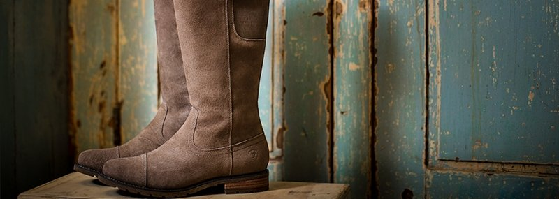 Women's Ariat Country Boots and Wellies