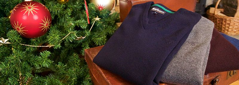 Barbour Gift Ideas for Christmas