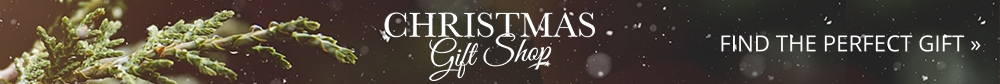 Christmas Gift Shop Now Open - Shop Now