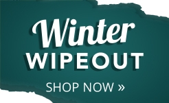 Winter Wipeout Event - Shop Now