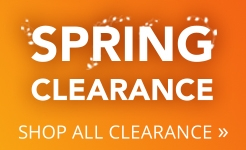 Spring Clearance - Up To 60% Off