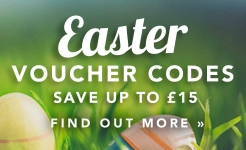 Easter Voucher Codes