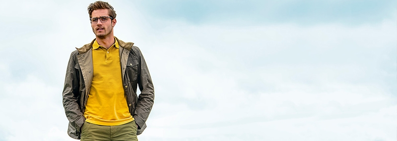 Barbour Lightweight Wax Jackets For Him