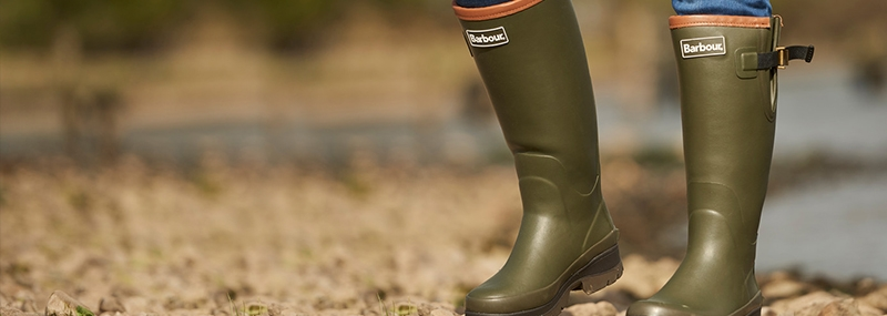 Barbour Footwear For Her