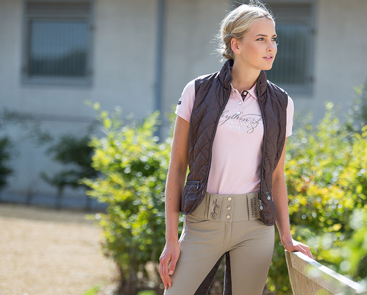 Women's equestrian and country clothing