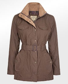 A woman's Dubarry country coat