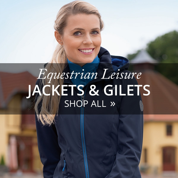 Women's Equestrian Jackets and Gilets