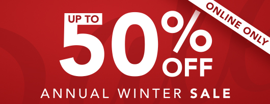 Naylors Annual Winter Sale - Up To 50% Off