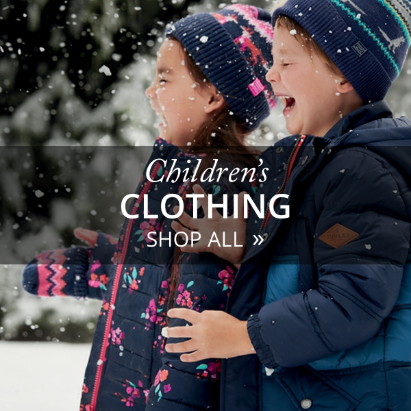 Children's Clothing - Shop All