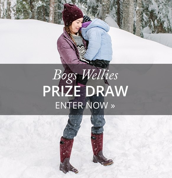 Bogs Wellies Competition - Enter Now
