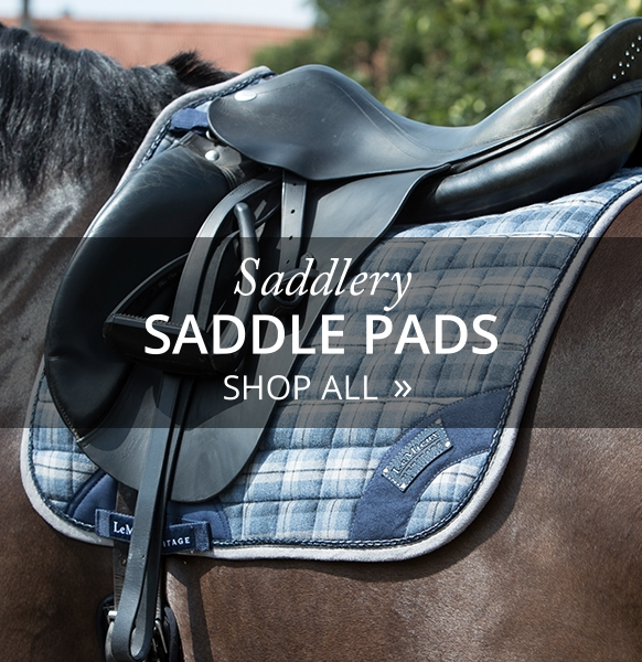 Numnahs and Saddle Pads