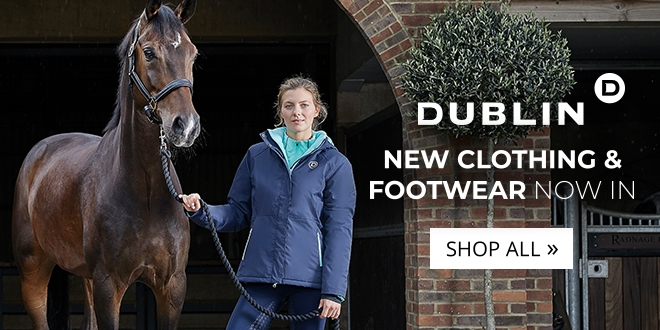 New Season Dublin Clothing for Horse and Rider