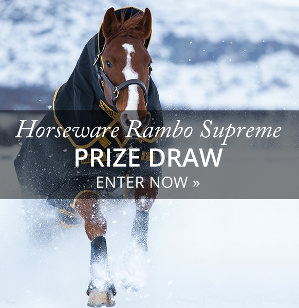 Horseware Prize Draw - Enter Now