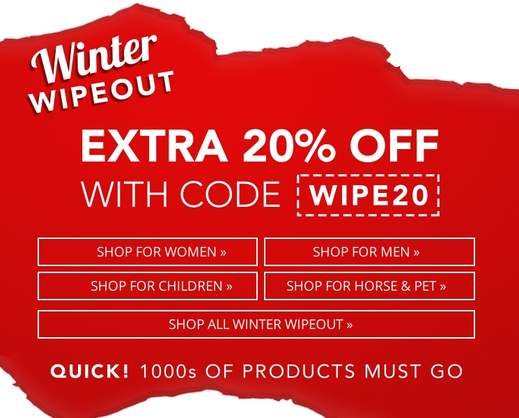 Naylors Winter Wipeout Event
