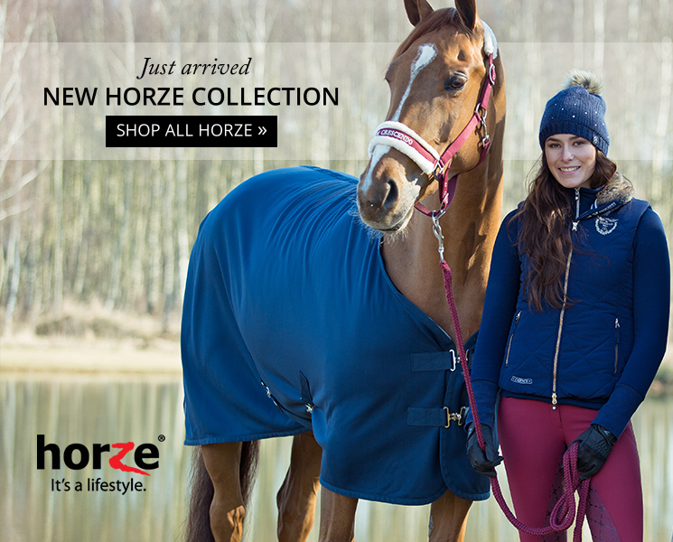 New Horze for Horse & Rider