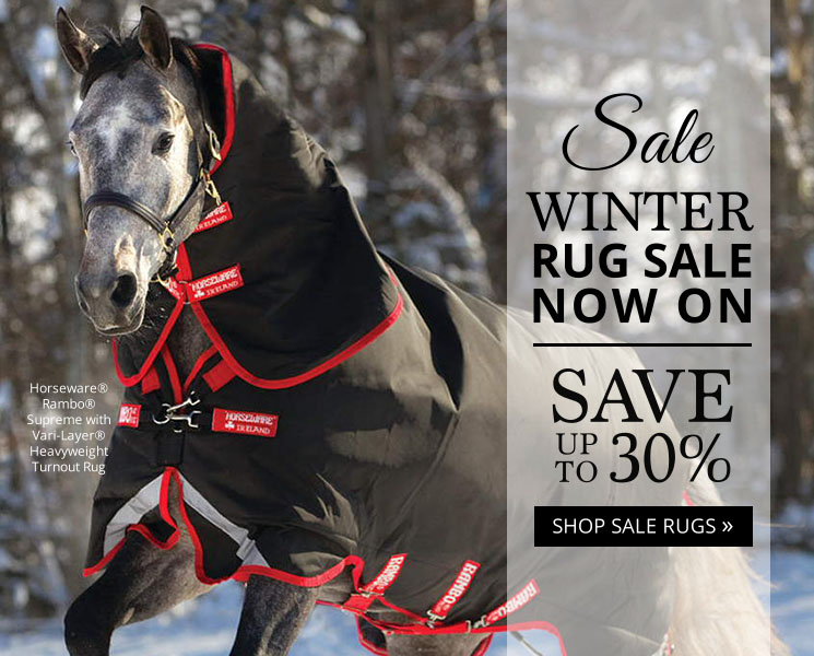 Winter Horse Rug Sale
