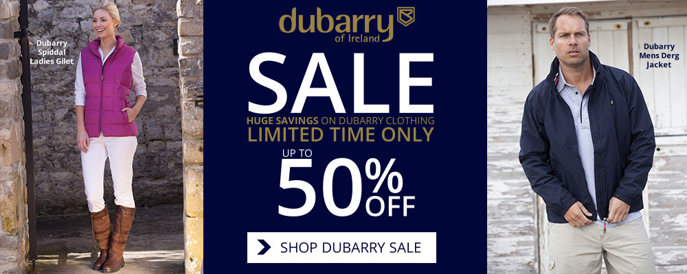 Dubarry SALE now on at Naylors Equestrian
